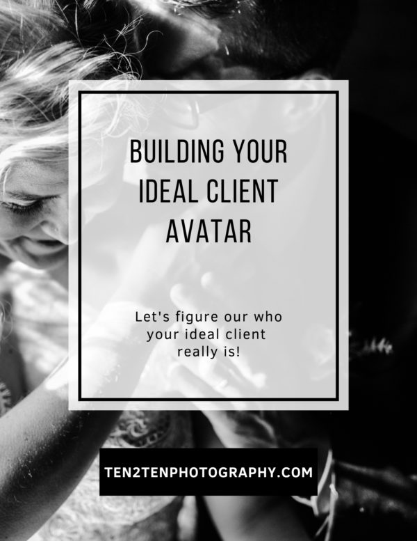 Ideal Client Workbook - Mega Bundle: Business Resources for Photographers
