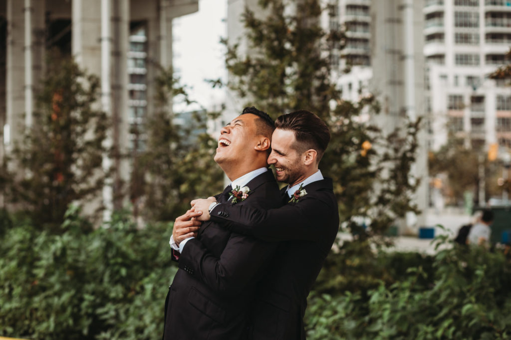 lgbtq durham wedding photographer