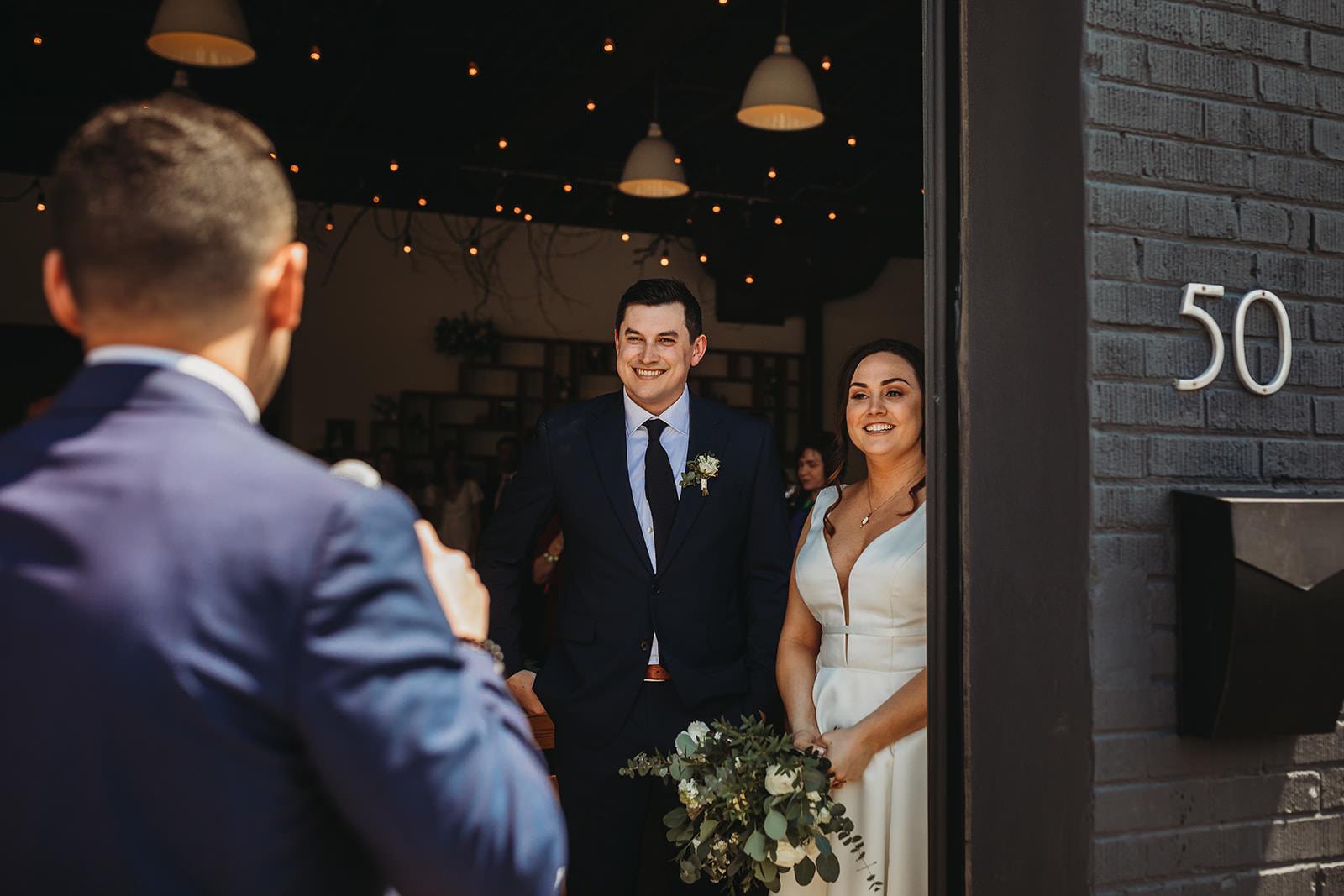 small wedding venues in toronto, intimate wedding venues, propeller coffee co