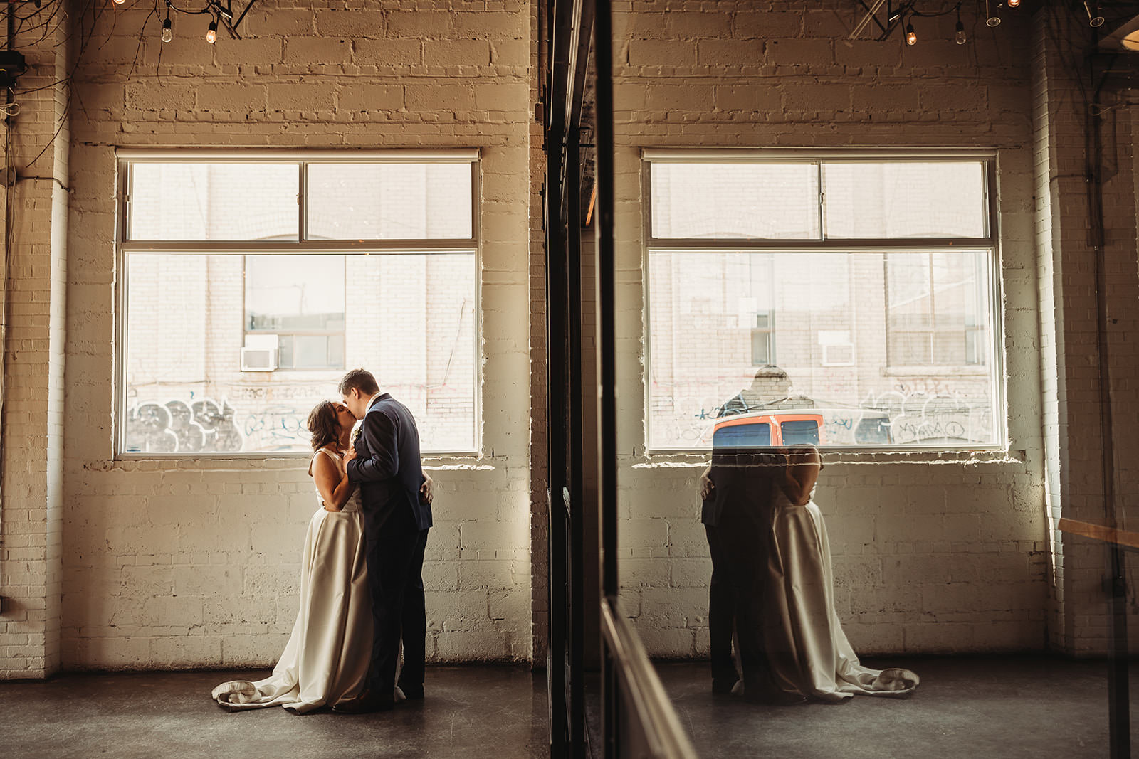 intimate wedding photographers, coffee shop wedding, micro weddings in toronto