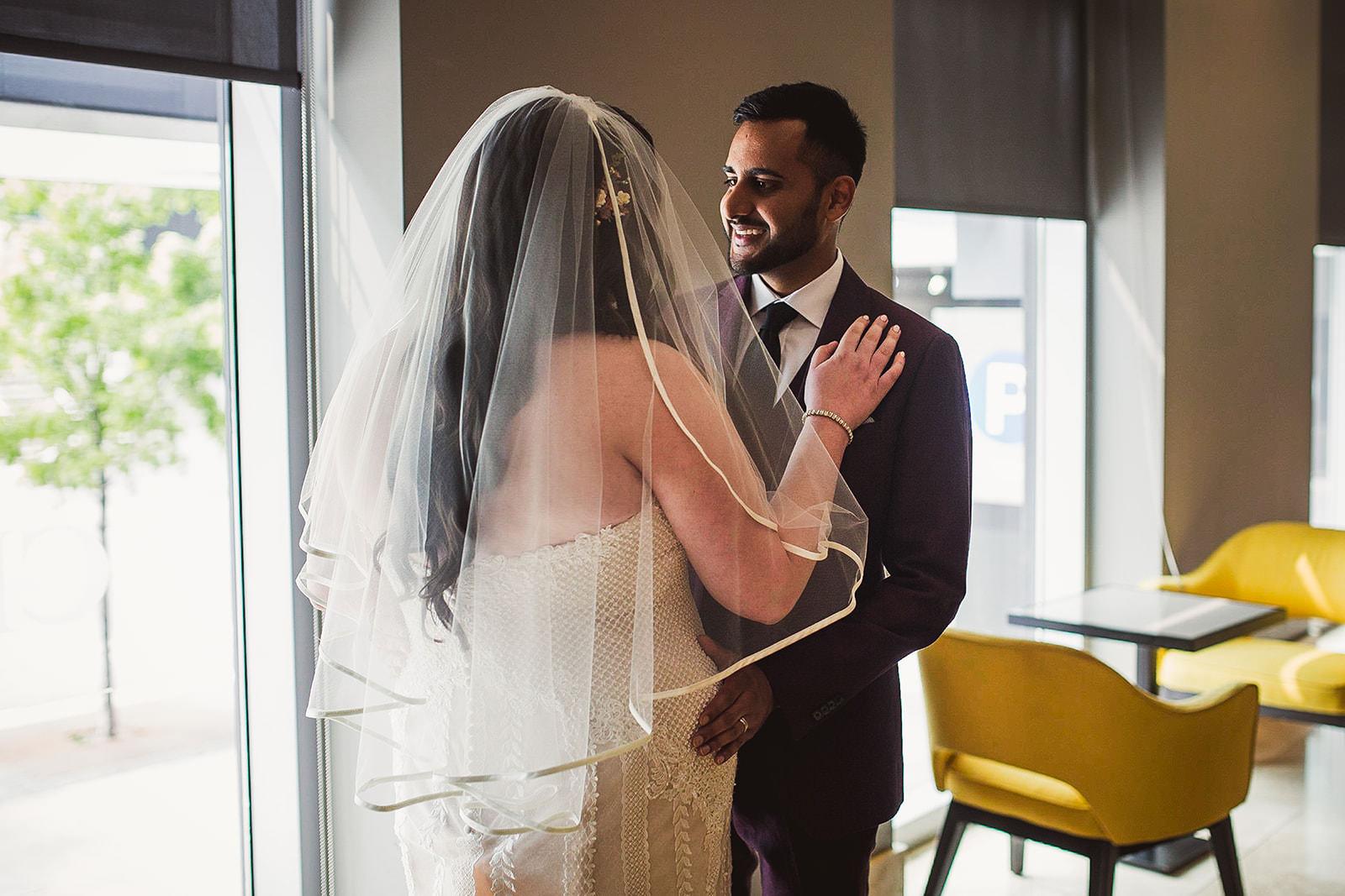 aria ristorante wedding