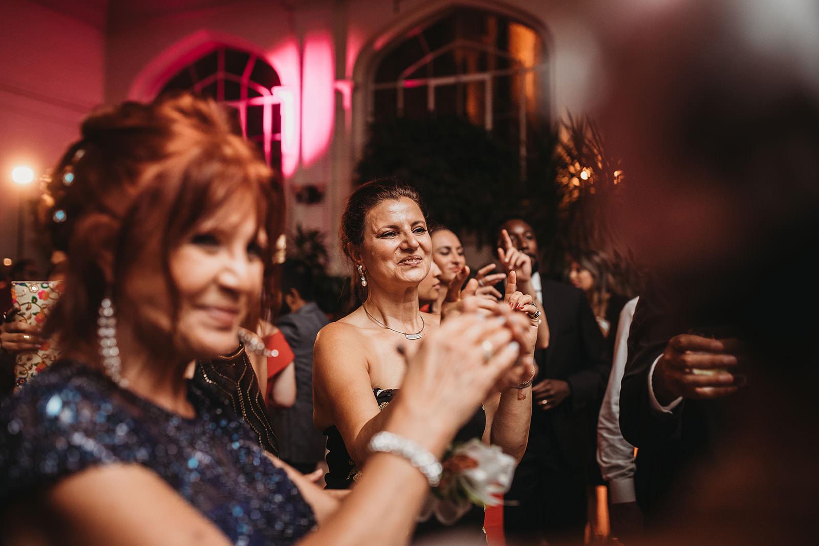 Casa Loma Conservatory wedding