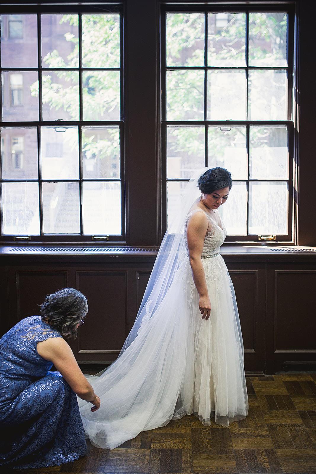 trinity chapel wedding