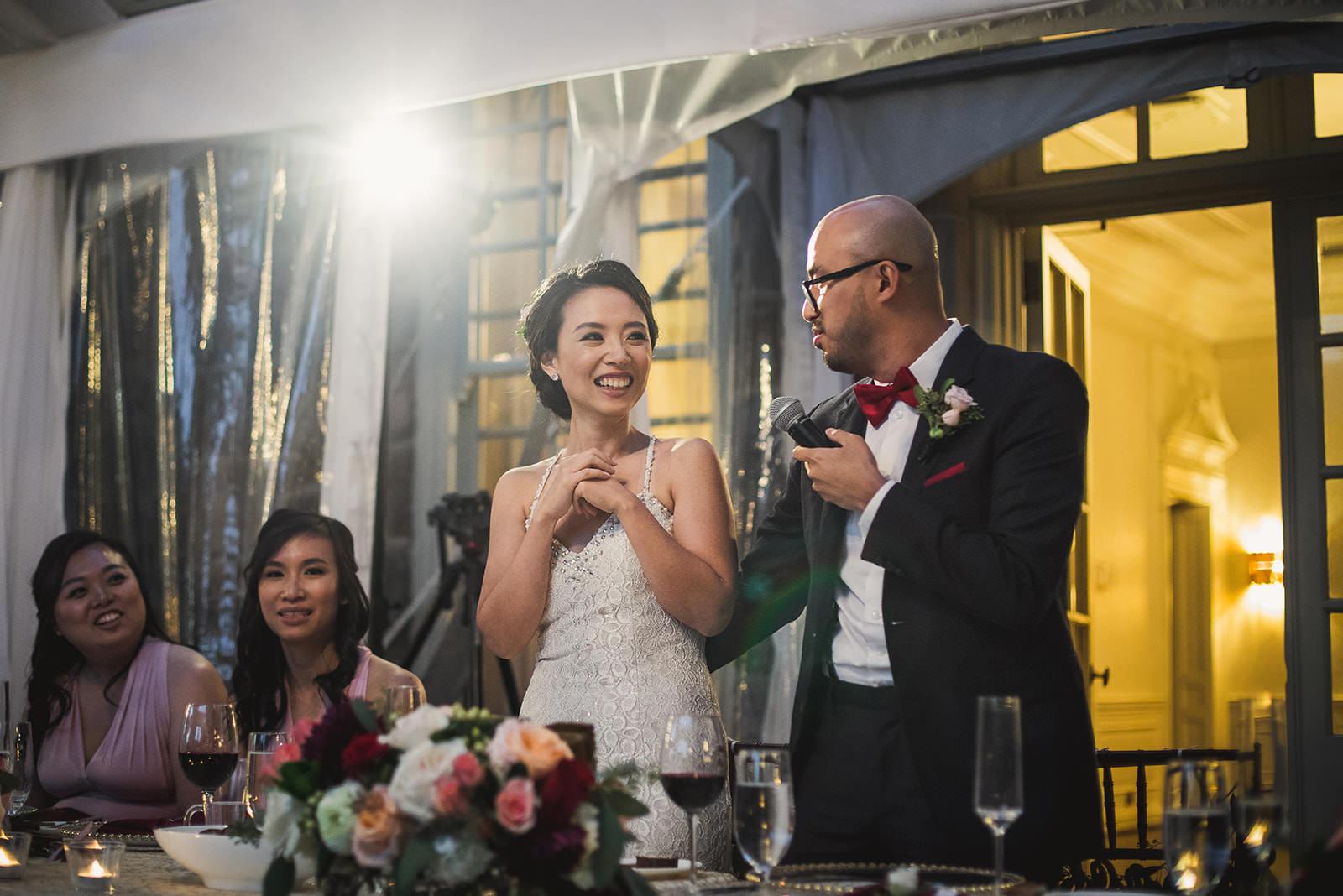 Graydon Hall wedding photos