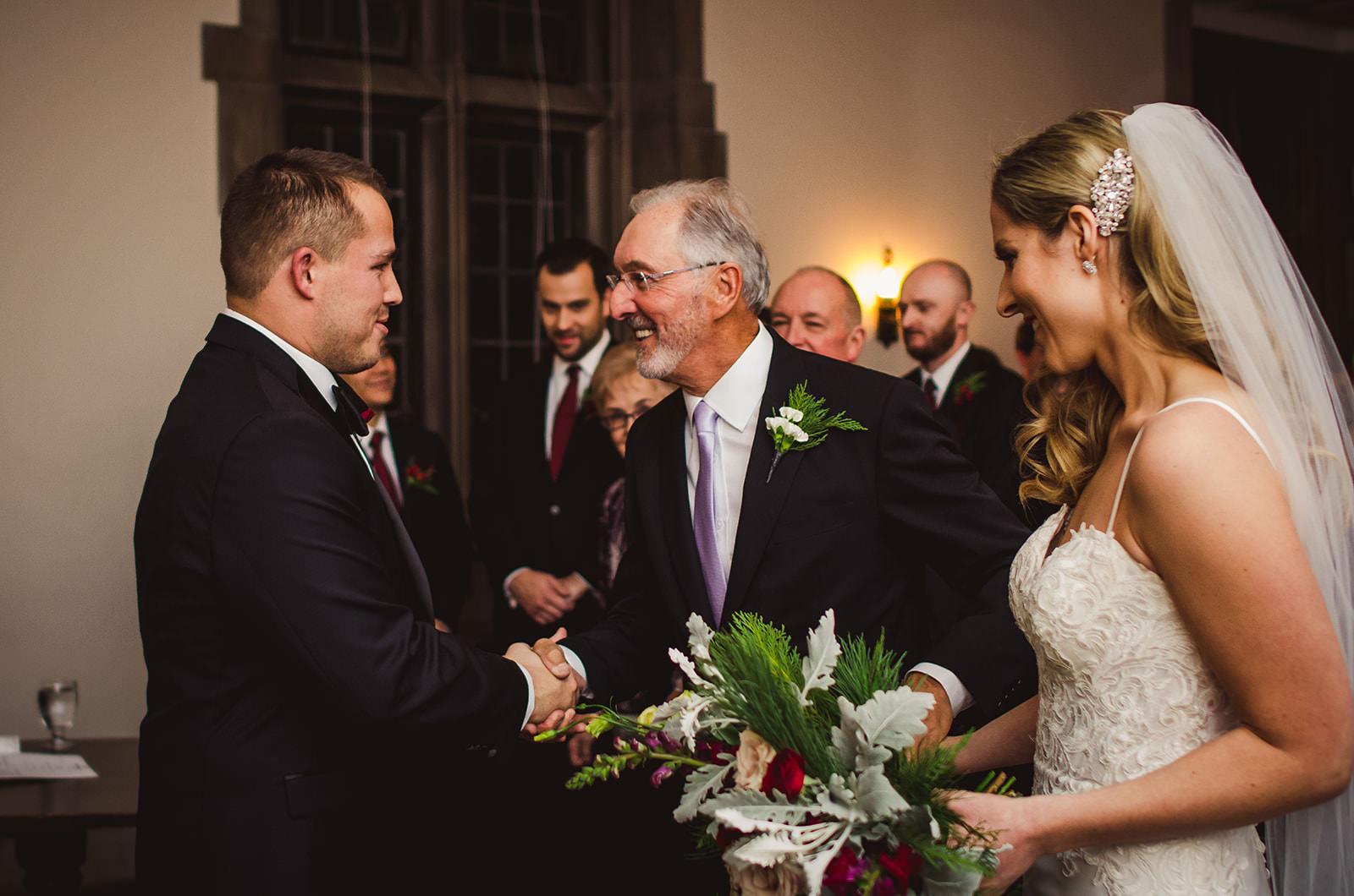 Hart House wedding photos
