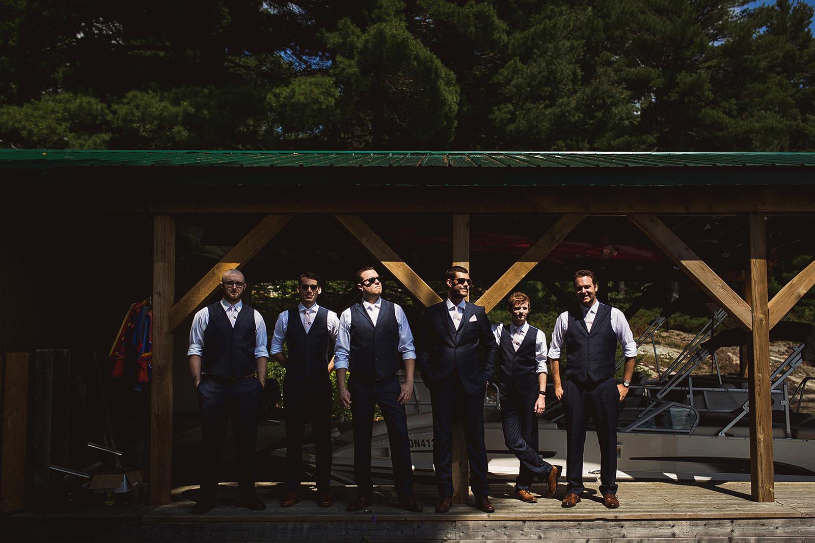 kawartha lakes intimate wedding