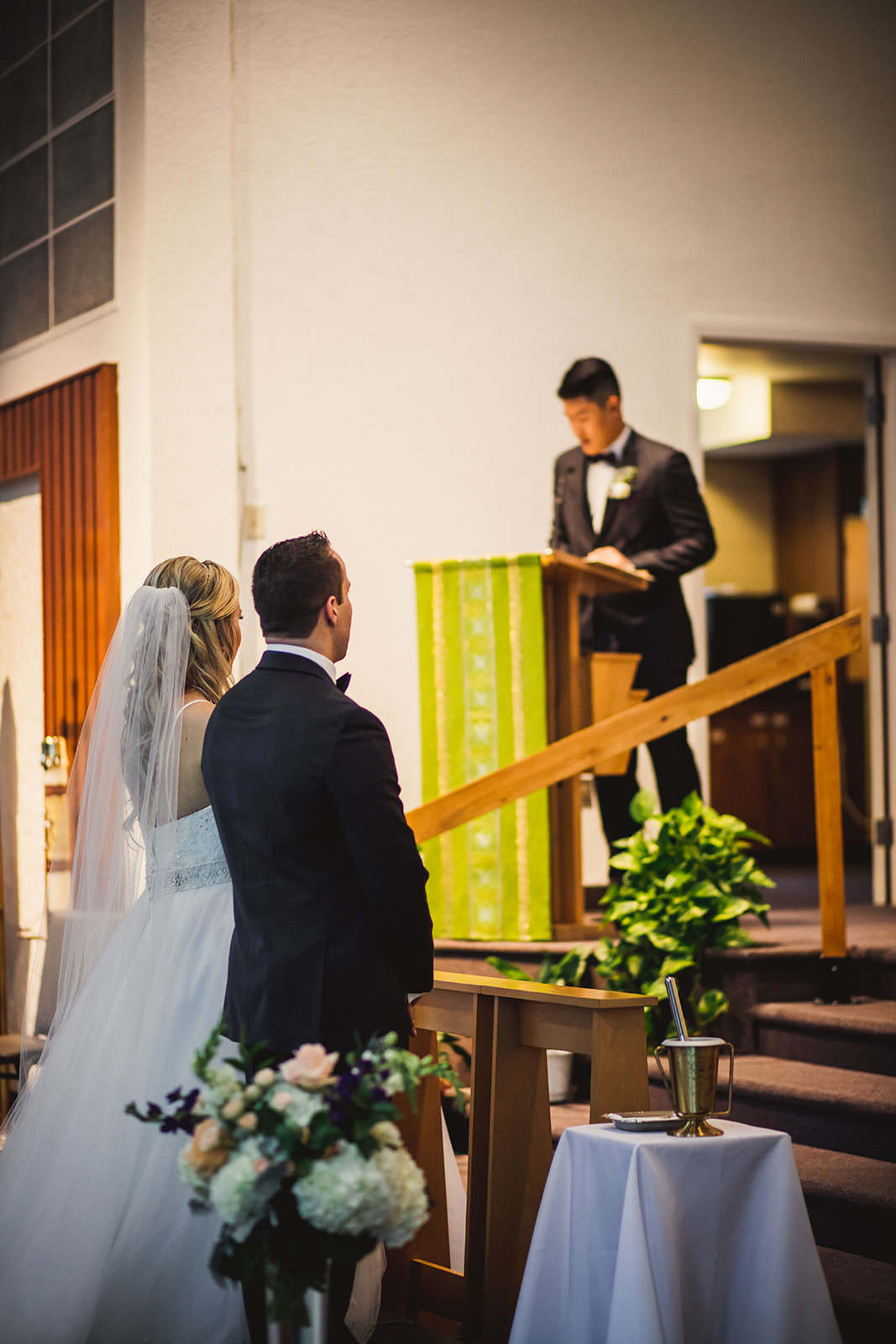 liuna station wedding