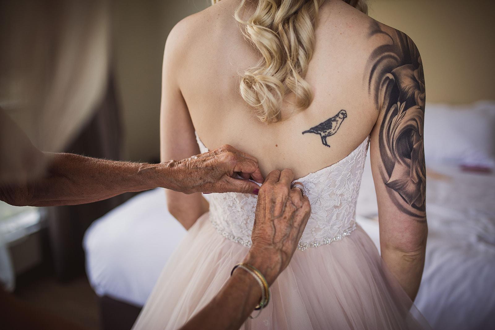 Oakview Terrace wedding photos