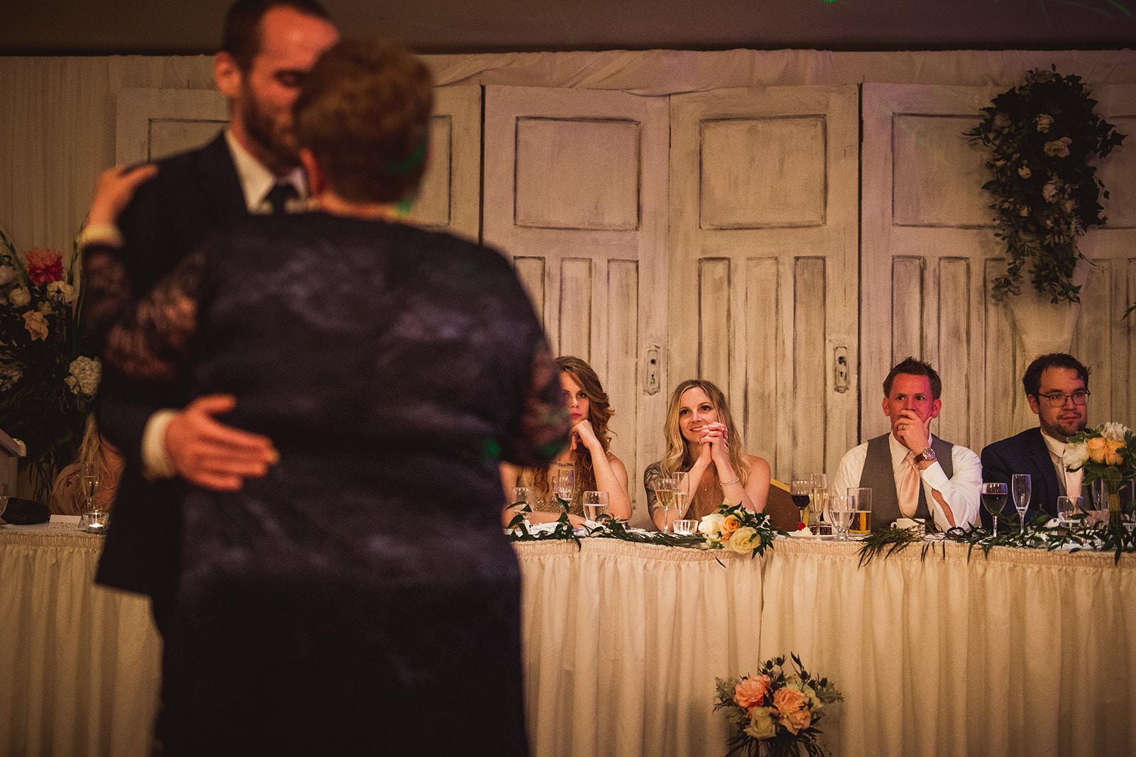 Oakview Terrace wedding