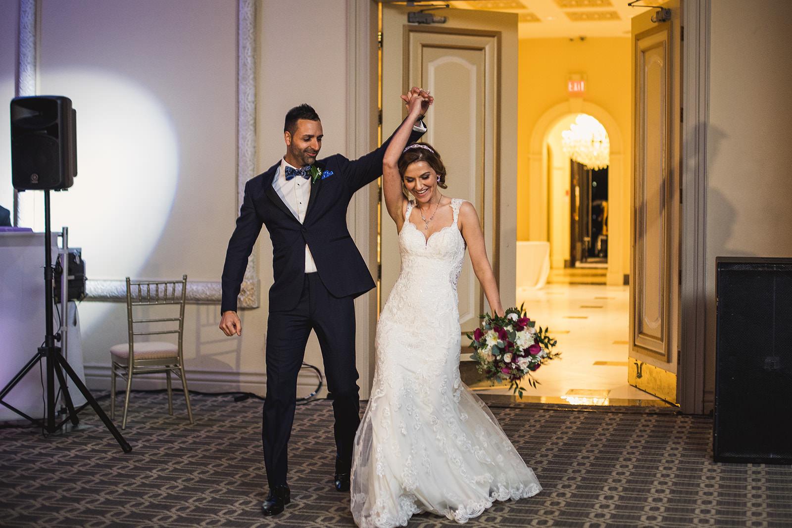 Paradise Banquet Hall wedding photos