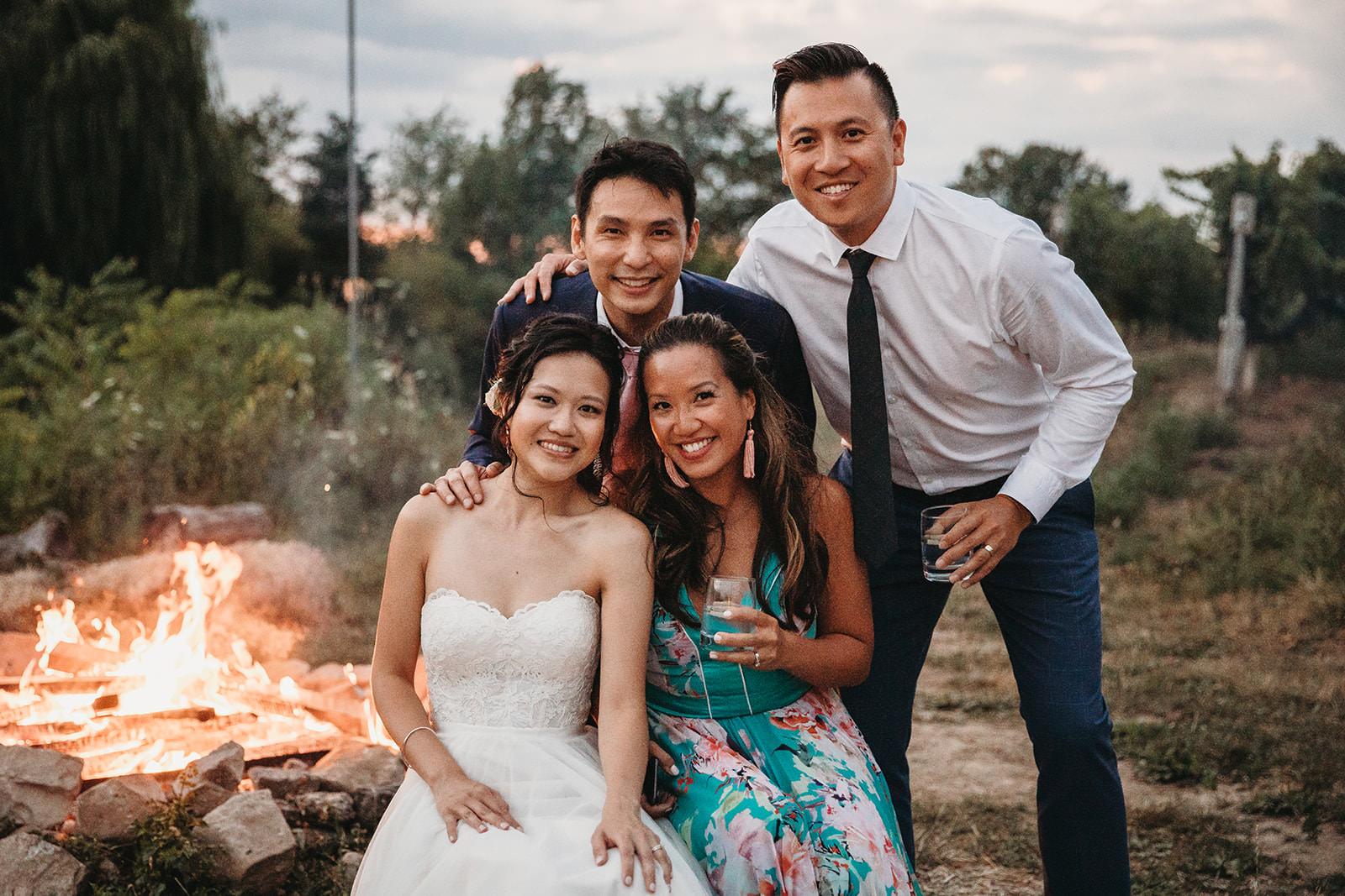 Ravine Vineyard Winery Wedding in Niagara-on-the-Lake