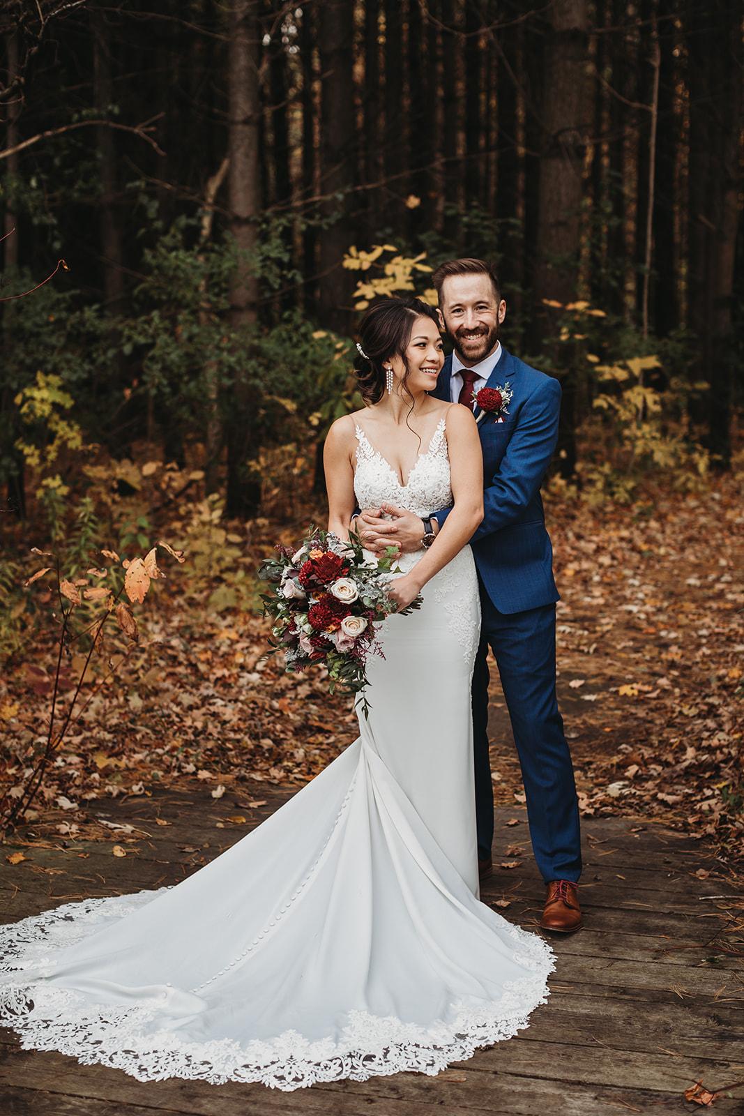 Tips For Choosing A Wedding Dress by Toronto wedding photographer Ten2Ten Photography