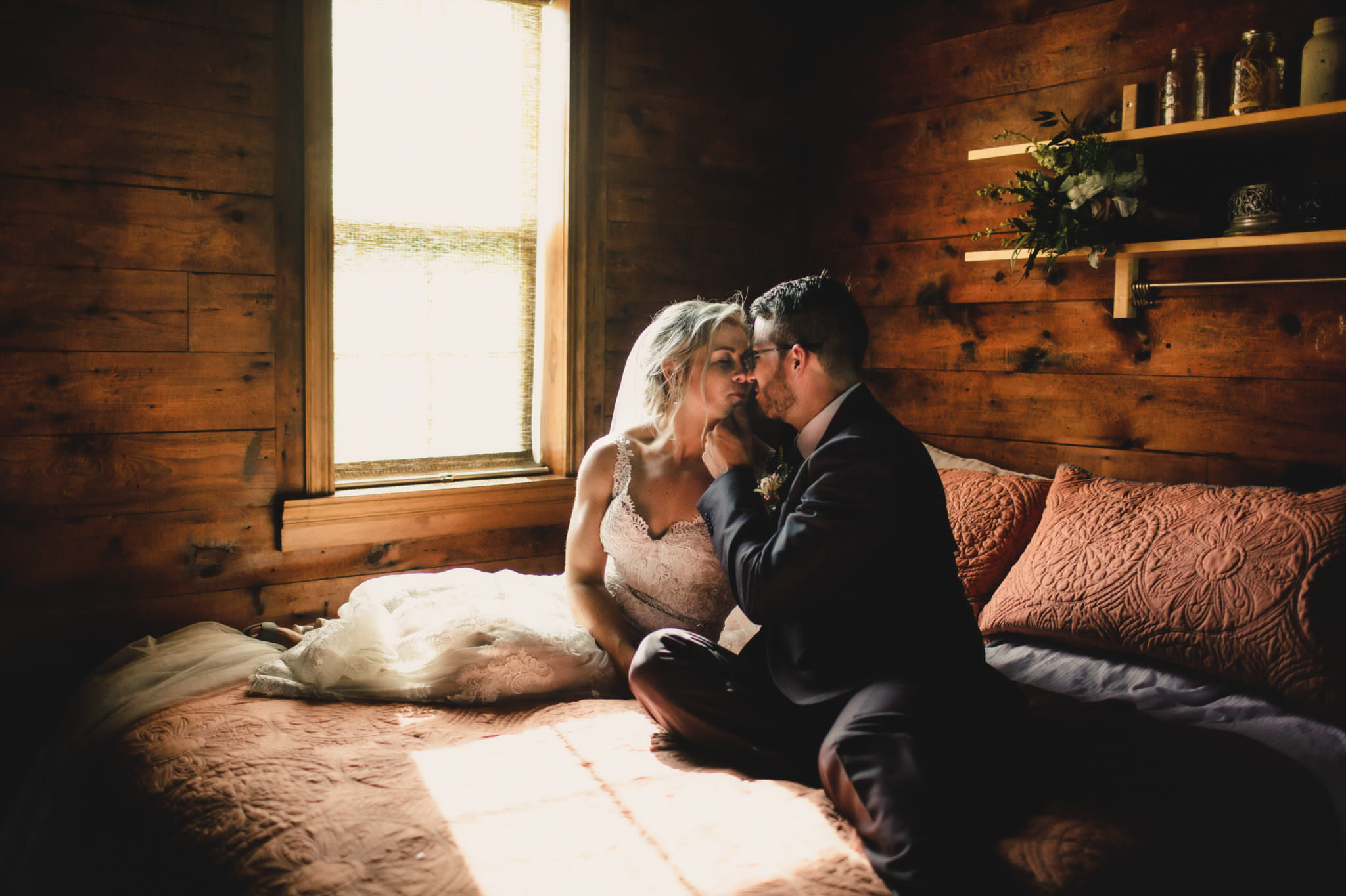 3 Tips for Intimate Wedding Photos