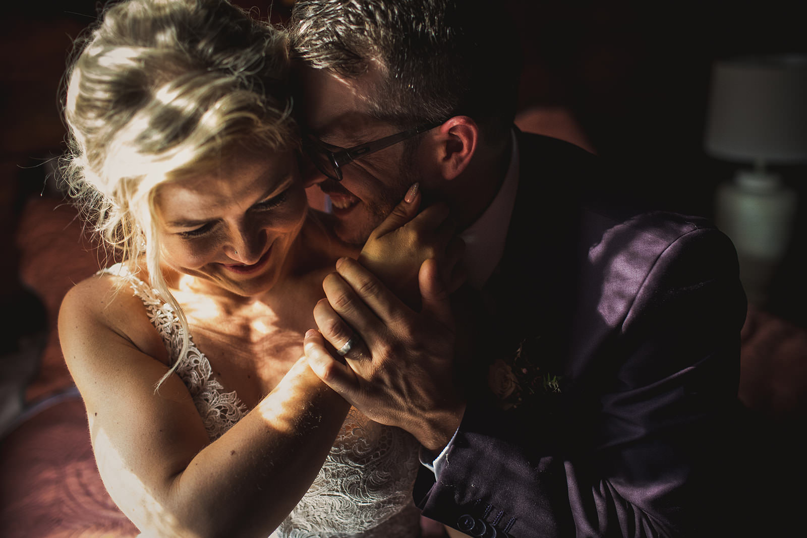 Tips for Intimate Wedding Photos
