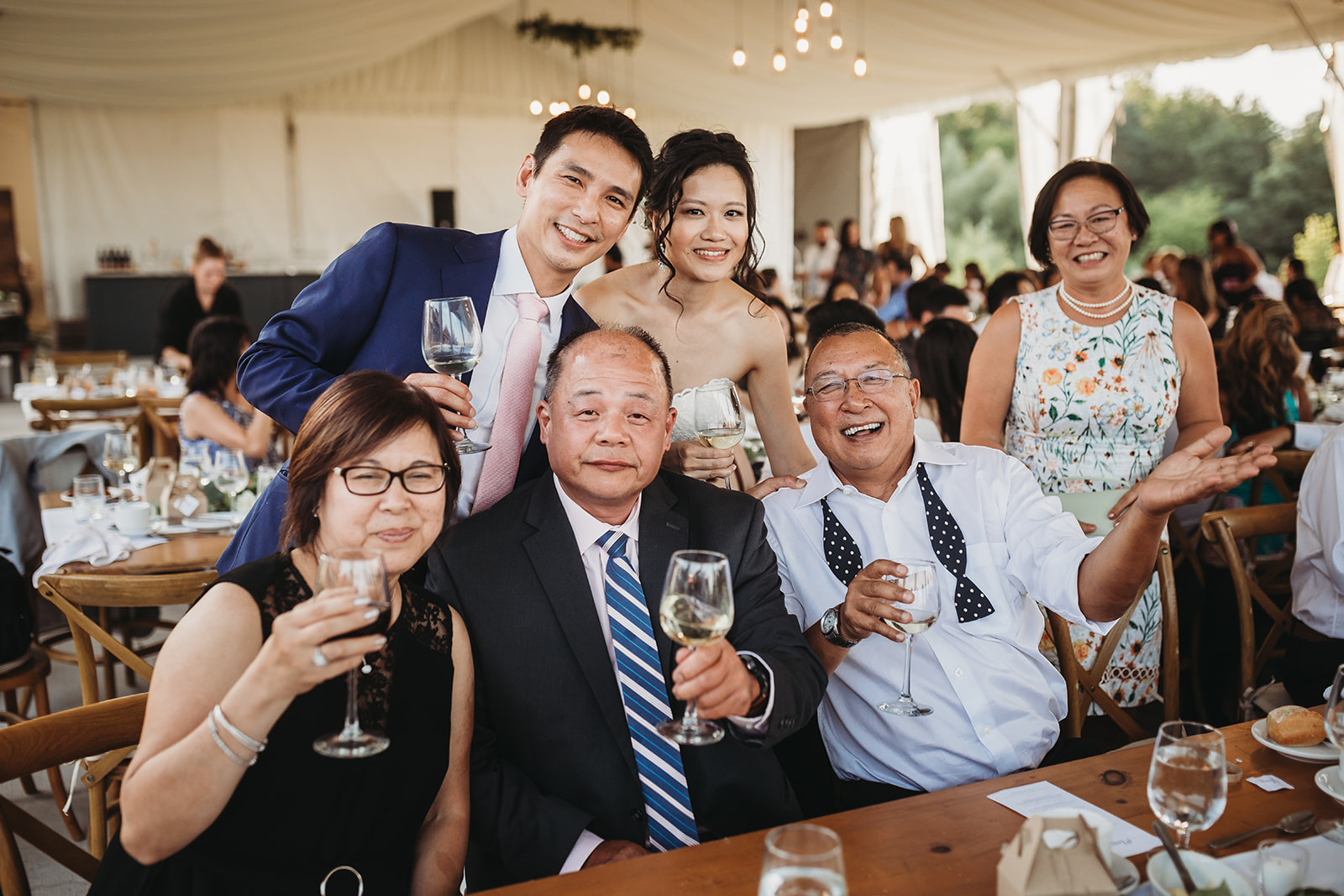 Do you Need to Have a Receiving Line at a Wedding