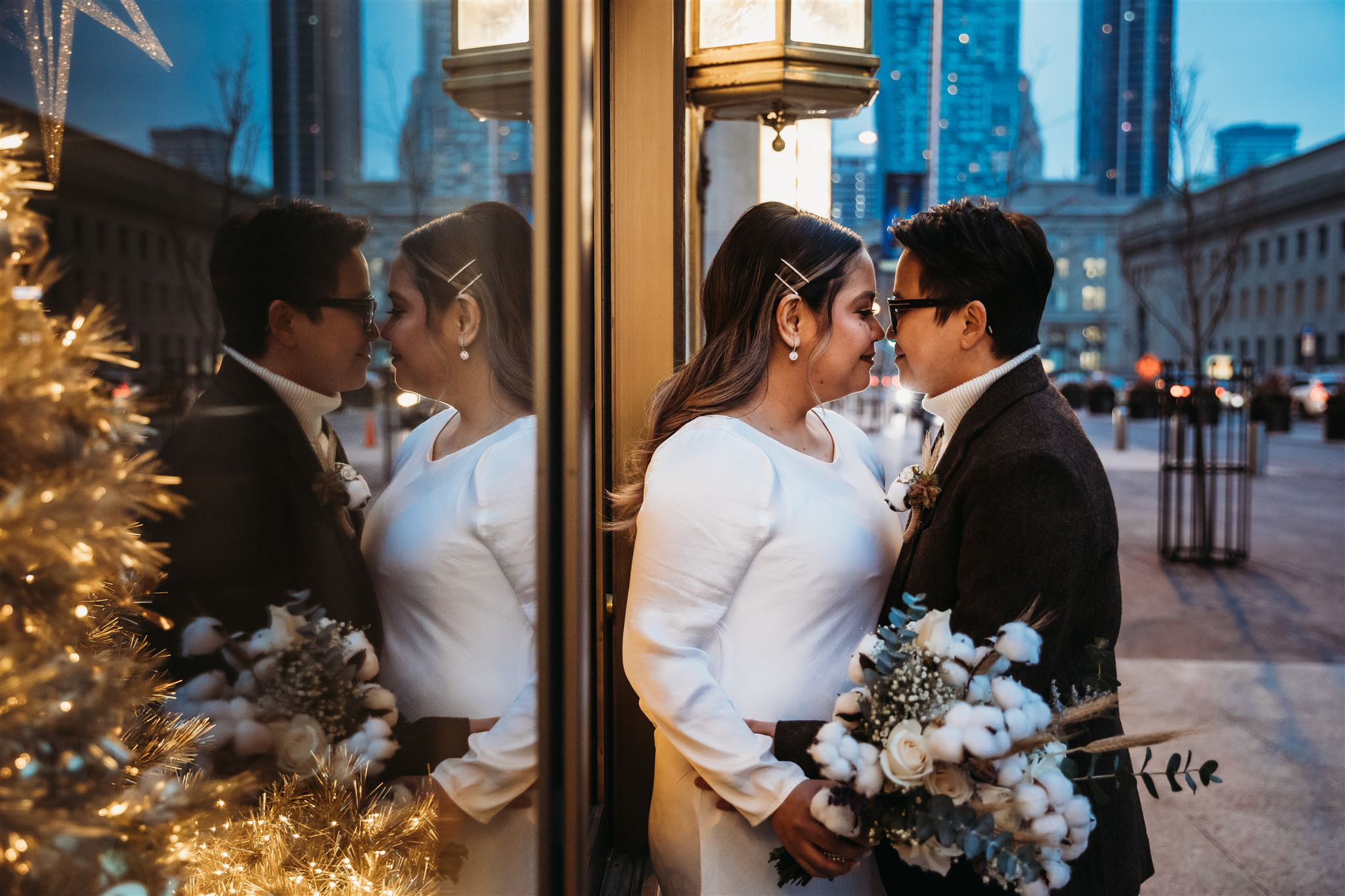 performative allyship in the wedding industry